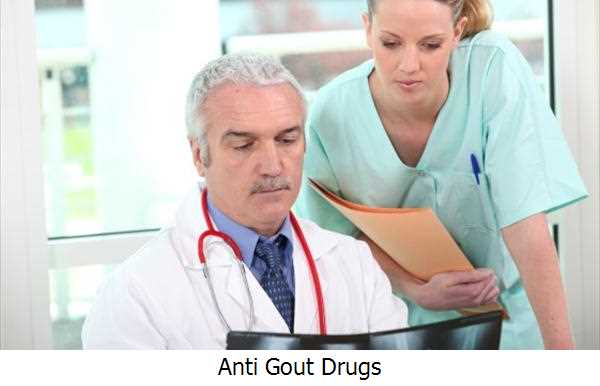 Anti Gout Drugs