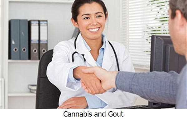 Cannabis and Gout