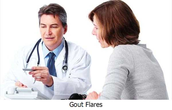 Gout Flares