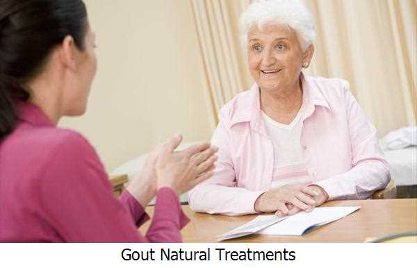 Gout Natural Treatments