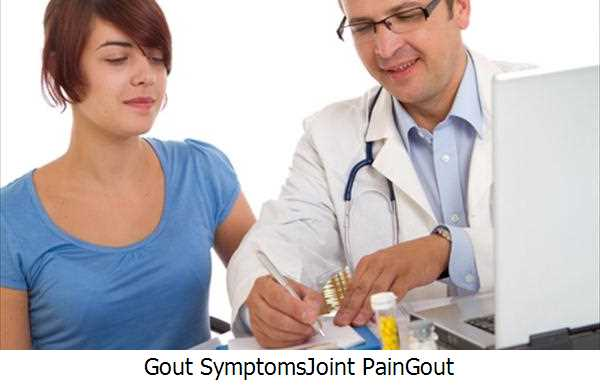 Gout Symptoms,Joint Pain,Gout