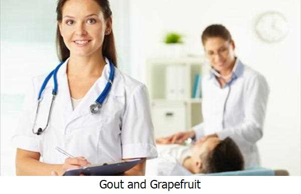 Gout and Grapefruit
