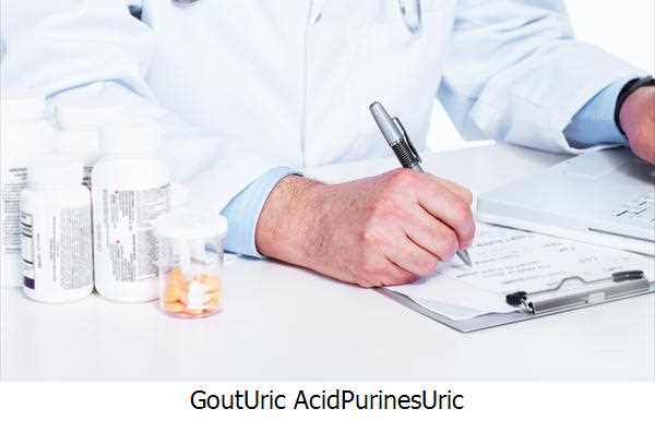 Gout,Uric Acid,Purines,Uric