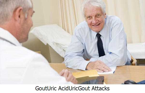 Gout,Uric Acid,Uric,Gout Attacks