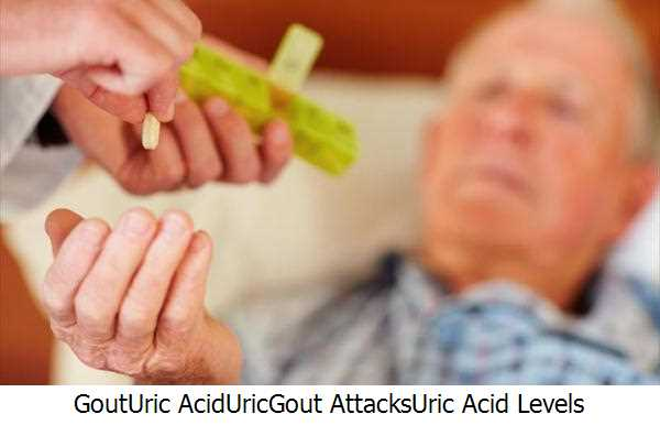 Gout,Uric Acid,Uric,Gout Attacks,Uric Acid Levels