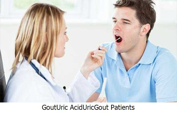 Gout,Uric Acid,Uric,Gout Patients