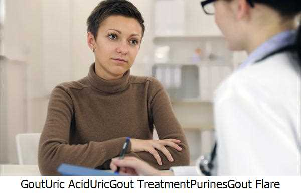 Gout,Uric Acid,Uric,Gout Treatment,Purines,Gout Flare
