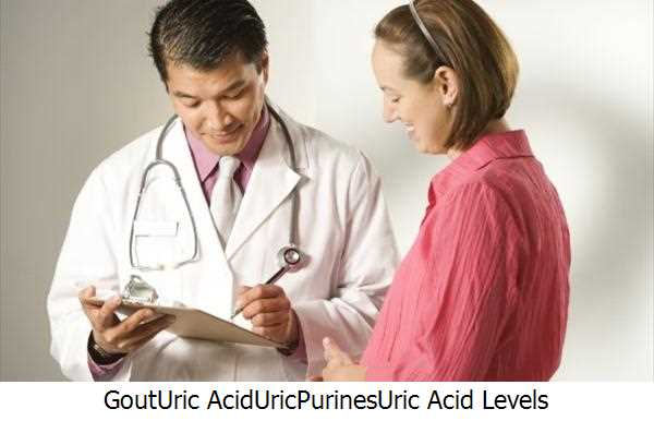 Gout,Uric Acid,Uric,Purines,Uric Acid Levels
