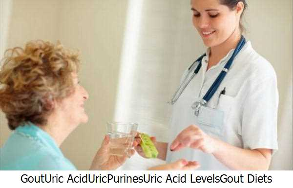 Gout,Uric Acid,Uric,Purines,Uric Acid Levels,Gout Diets