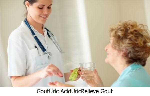 Gout,Uric Acid,Uric,Relieve Gout