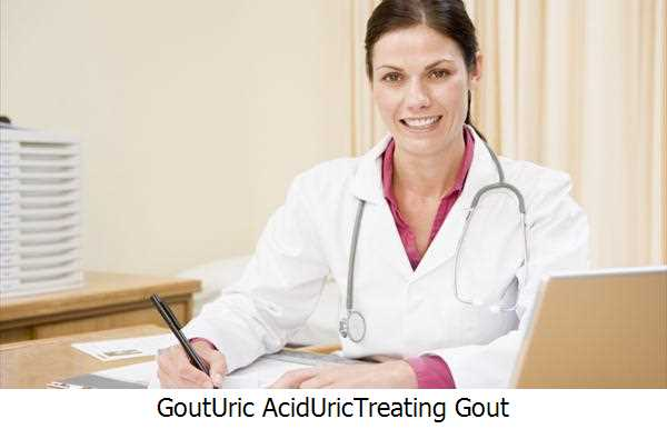 Gout,Uric Acid,Uric,Treating Gout