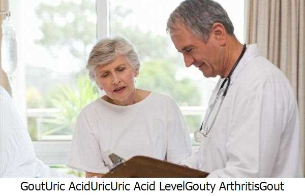 Gout,Uric Acid,Uric,Uric Acid Level,Gouty Arthritis,Gout Patients,Gout Symptoms,Treating Gout