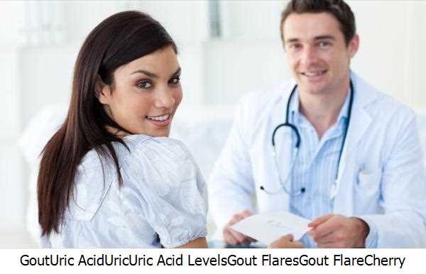 Gout,Uric Acid,Uric,Uric Acid Levels,Gout Flares,Gout Flare,Cherry Juice,Gout Attacks