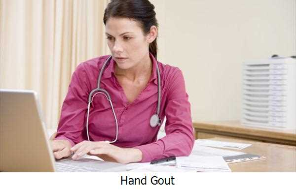 Hand Gout