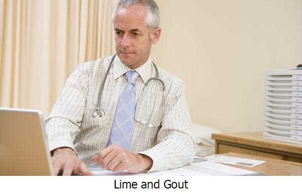 Lime and Gout