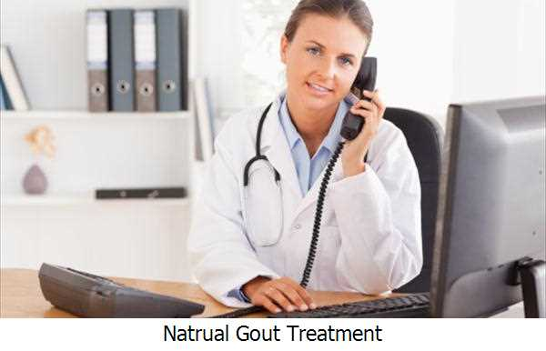 Natrual Gout Treatment