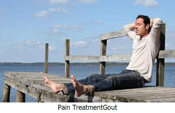 Pain Treatment,Gout