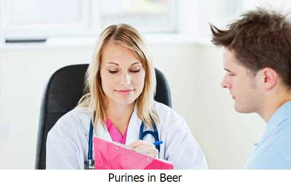 Purines in Beer