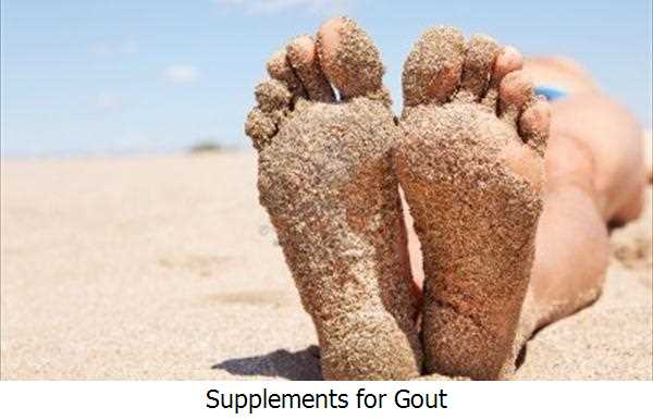 Supplements for Gout