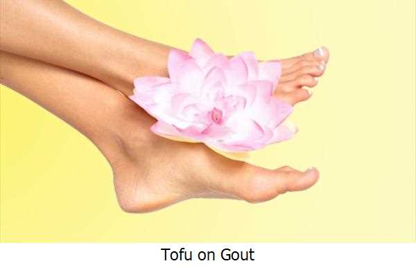Tofu on Gout