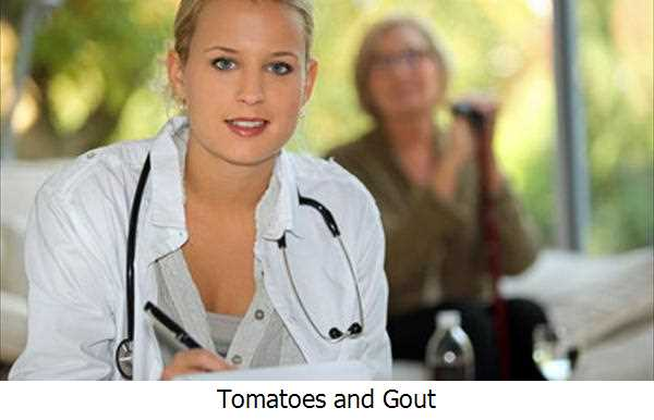 Tomatoes and Gout