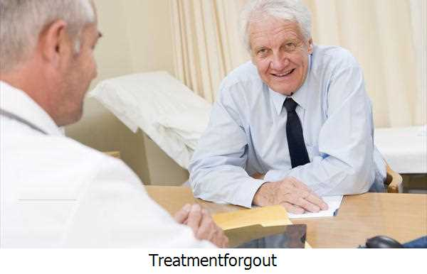 Treatmentforgout