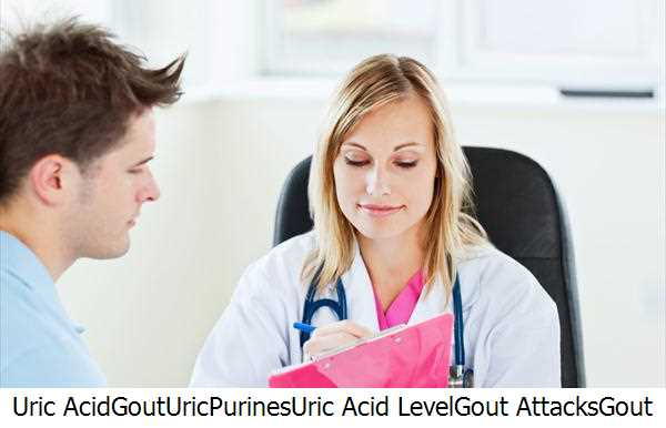 Uric Acid,Gout,Uric,Purines,Uric Acid Level,Gout Attacks,Gout Toe