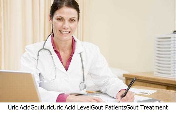 Uric Acid,Gout,Uric,Uric Acid Level,Gout Patients,Gout Treatment