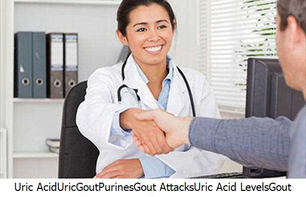 Uric Acid,Uric,Gout,Purines,Gout Attacks,Uric Acid Levels,Gout Patients,Joint Pain